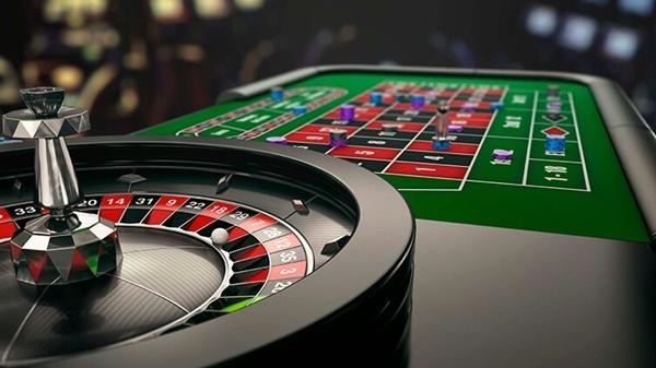 gambling at an 로투스바카라 online casino